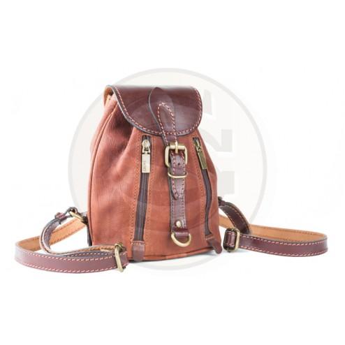 """Женский кожаный рюкзак """"Колибри"""""""