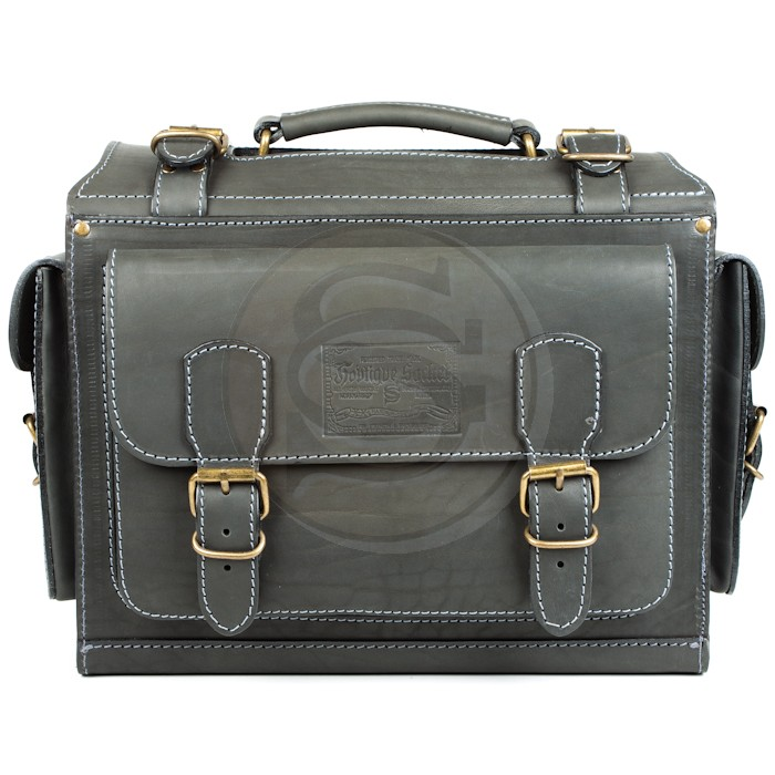 Мужской портфель чёрный