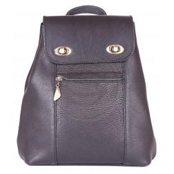 Кожаный рюкзак Palermo (черный)