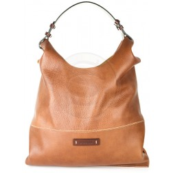 Кожаная сумка Elsinor (коричневая)
