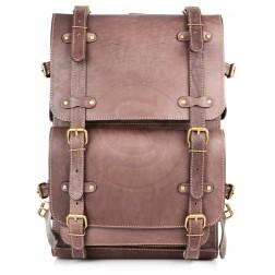 Кожаный рюкзак Legion (коричневый)