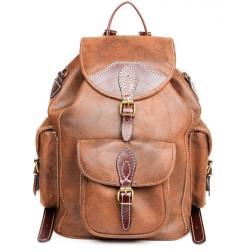Кожаный рюкзак Middle (эксклюзив)