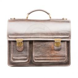 Кожаный портфель Optima-2 (эксклюзив)