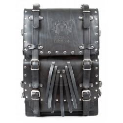 Кожаный рюкзак Legion Harley (черный)