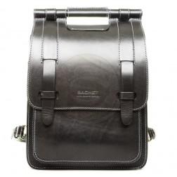 Кожаный рюкзак Kelt (чёрный)