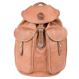 Кожаный рюкзак  Cruise (коричневый)